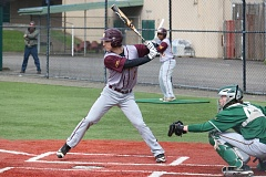 REVIEW/NEWS PHOTO: JIM BESEDA - Milwaukie is counting on senior outfielder Theo Dover to supply some pop to the batting order.