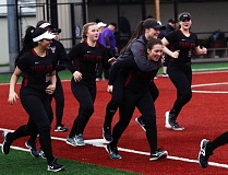 DAN BROOD - Togetherness could be an asset for the Tualatin High School softball team this season.